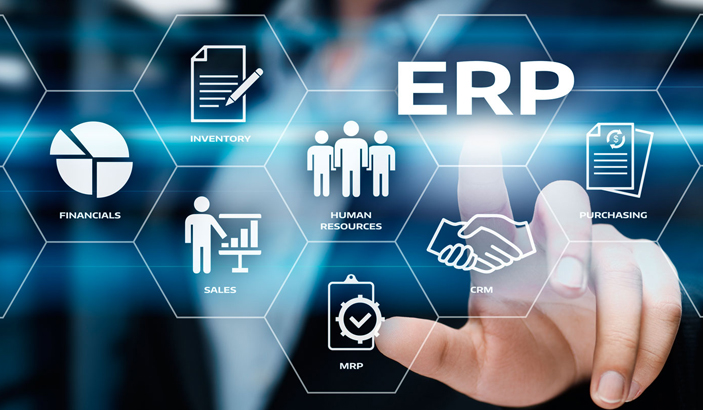 ERP For Project Base Company