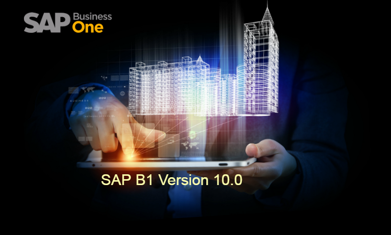 sap-b1-version-10.0