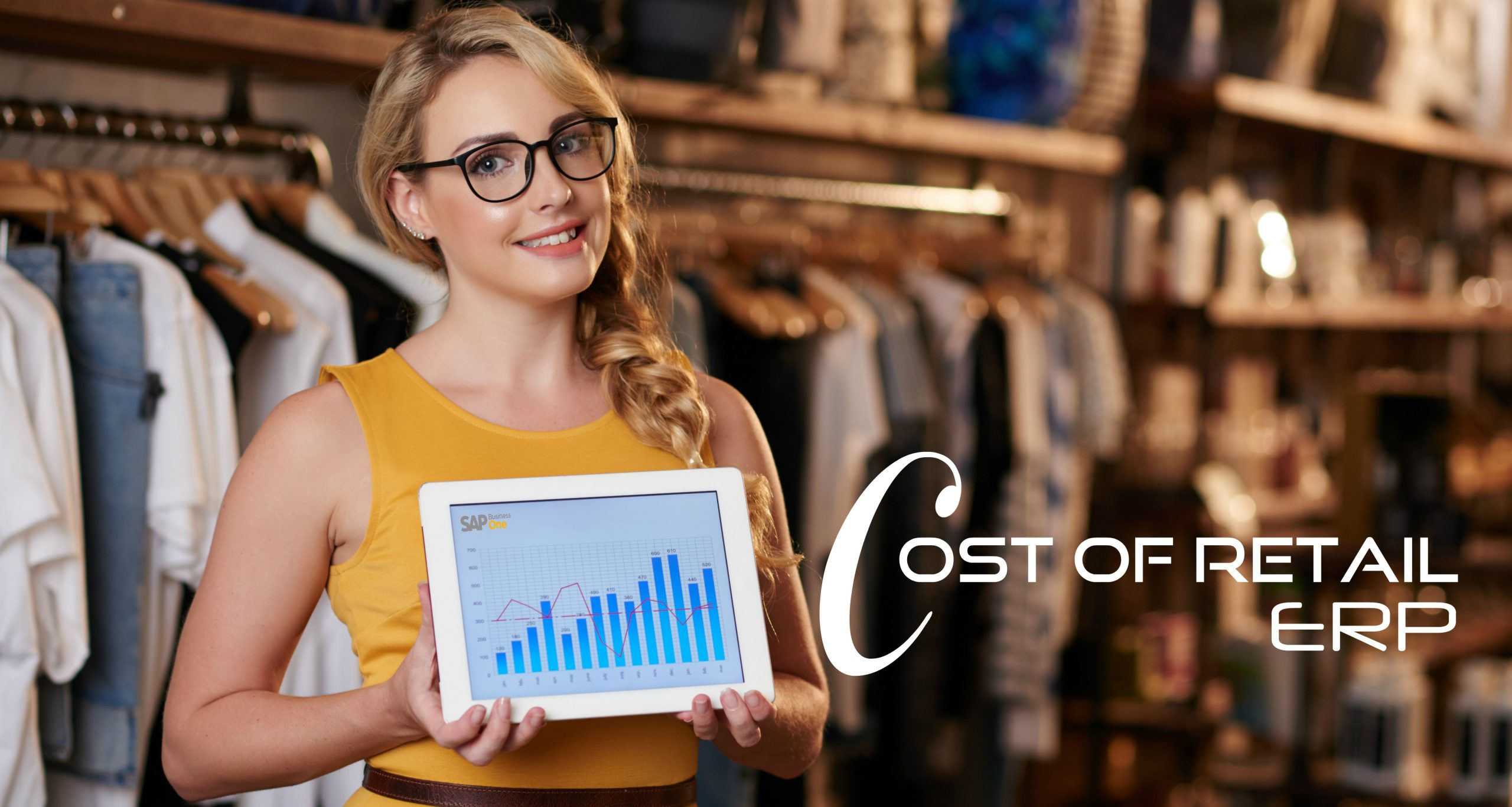 cost of retail ERP
